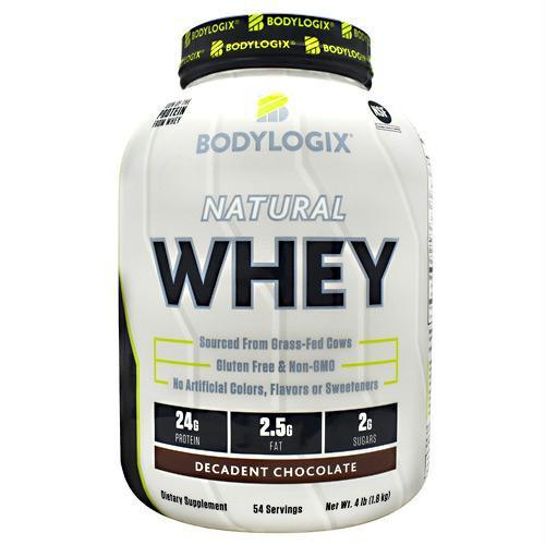 BodyLogix Natural Whey Protein Decadent Chocolate - Gluten Free