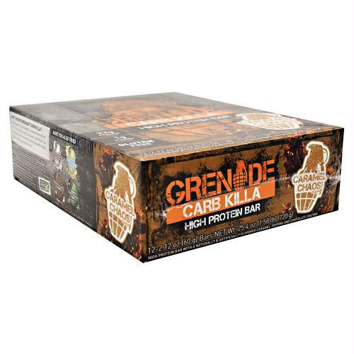 Grenade Carb Killa Caramel Chaos