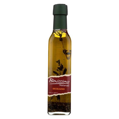 Benissimo Siciliano Oil - Case Of 6 - 8.1 Fl Oz