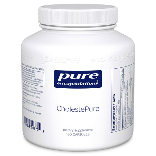 CholestePure by Pure Encapsulations 180 capsules
