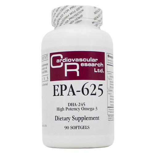 EPA-625 DHA-245 by Cardiovascular Research Ltd. 90 softgels