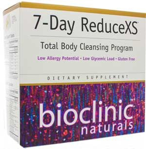 7-Day ReduceXS by Bioclinic Naturals 1 Kit