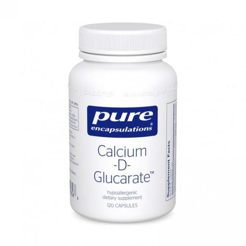 Calcium-d-Glucarate by Pure Encapsulations 60 capsules