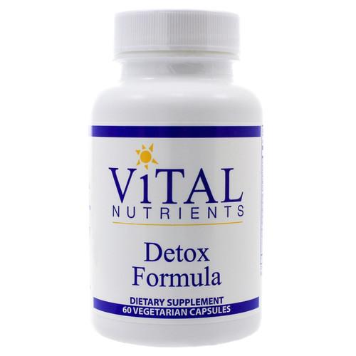 Detox Formula by Vital Nutrients 120 capsules