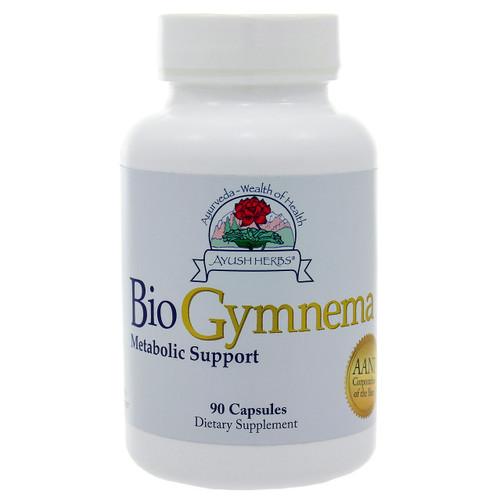 Bio Gymnema by Ayush Herbs 90 capsules