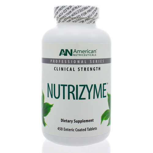 Nutrizyme by American Nutriceuticals 450 tablets