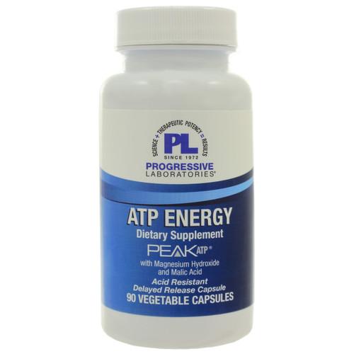 ATP Energy by Progressive Labs. 90 capsules