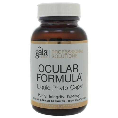 Ocular Formula by Gaia Herbs Professional 60 liquid phyto-caps