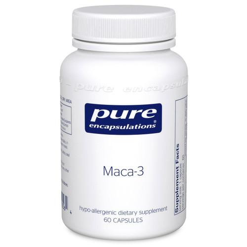 Maca-3 by Pure Encapsulations 60 capsules