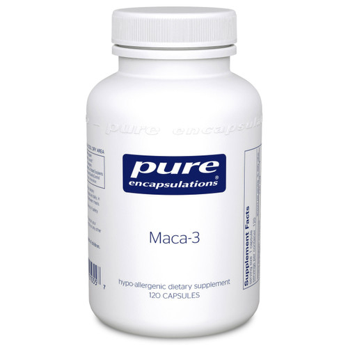 Maca-3 by Pure Encapsulations 120 capsules