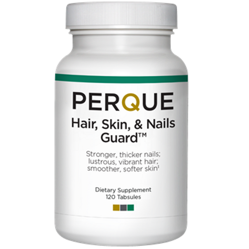 Hair, Skin & Nails Guard by Perque 120 tabsules