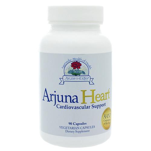 Arjuna-Heart by Ayush Herbs 90 capsules