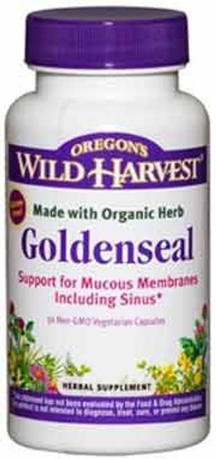 Goldenseal by Oregon's Wild Harvest 50 capsules
