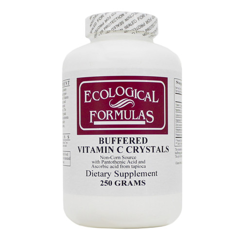 Buffered C Crystals by Ecological Formulas 250 grams