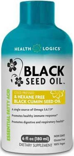 Black Seed Oil by Health Logics 6oz