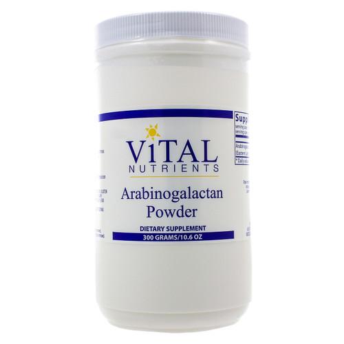 Arabinogalactan Powder by Vital Nutrients 300 grams
