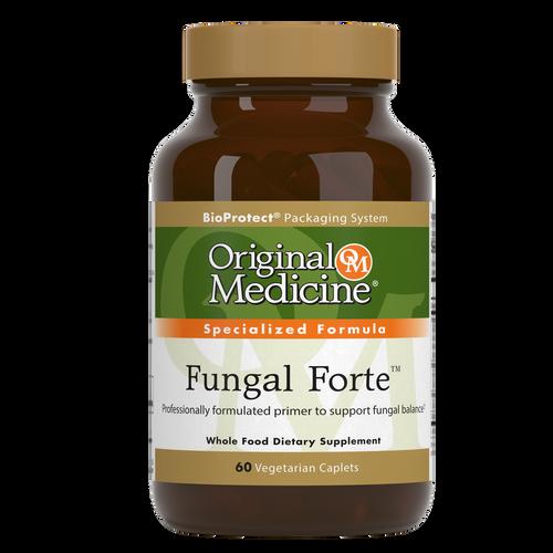 Original Medicine Fungal Forte 60 vegetarian capsules