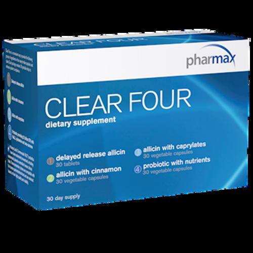 Clear Four by Pharmax 30 strips