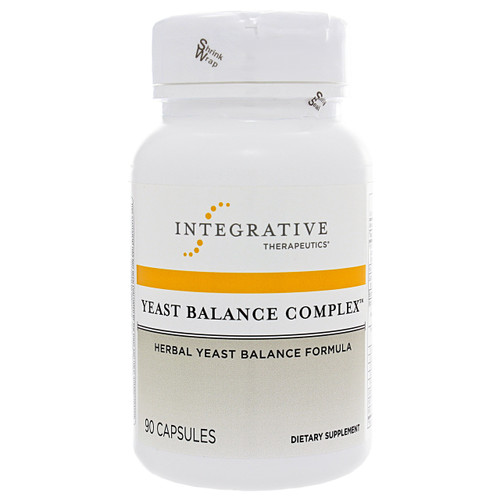 Yeast Balance Complex by Integrative Therapeutics 90 capsules