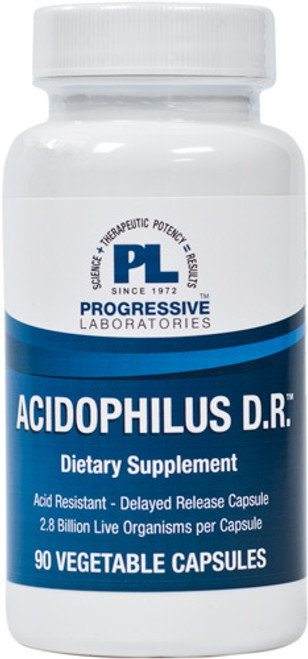 Acidophilus D.R. by Progressive Labs. 90 capsules