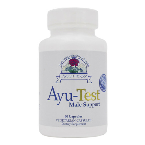 Ayu-Test by Ayush Herbs 60 capsules