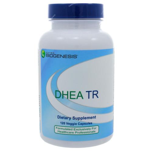 DHEA TR 10mg by Nutra BioGenesis 120 vegetarian capsules
