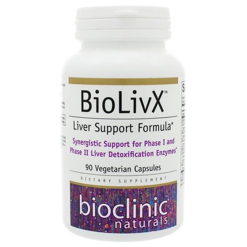 BioLivX by Bioclinic Naturals 90 capsules
