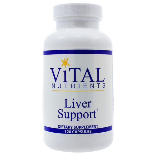 Liver Support by Vital Nutrients 120 capsules
