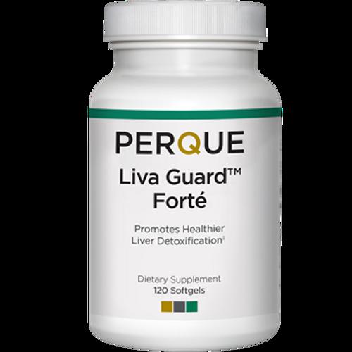 Liva Guard Forte by Perque 120 softgels