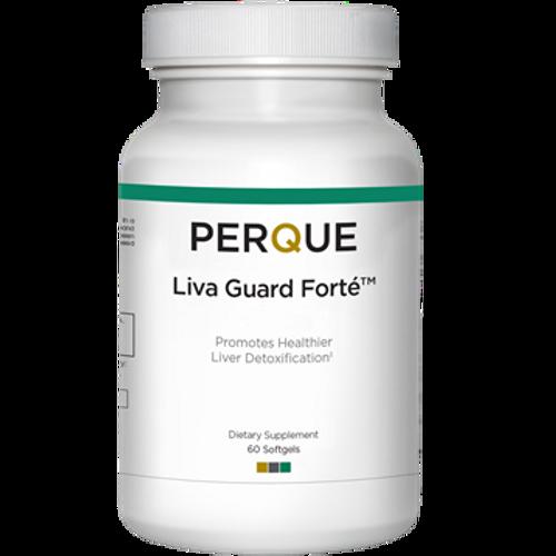 Liva Guard Forte by Perque 60 softgels