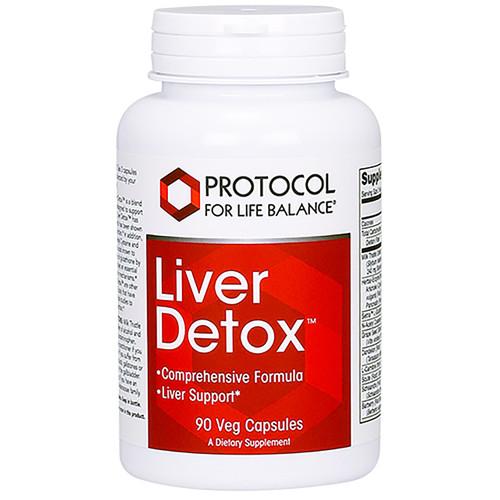 Liver Detox by Protocol for Life Balance 90 capsules