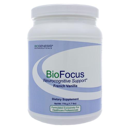 BioFocus French Vanilla by Nutra BioGenesis 778 grams