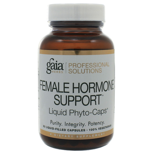 Female Hormone Support by Gaia Professional Solutions 60 liquid phyto-caps