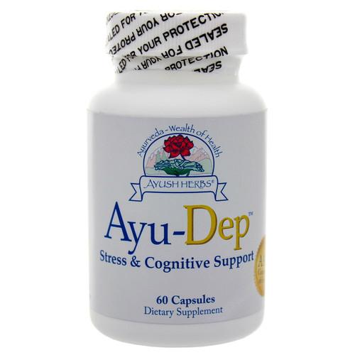 Ayu-Dep by Ayush Herbs 60 capsules