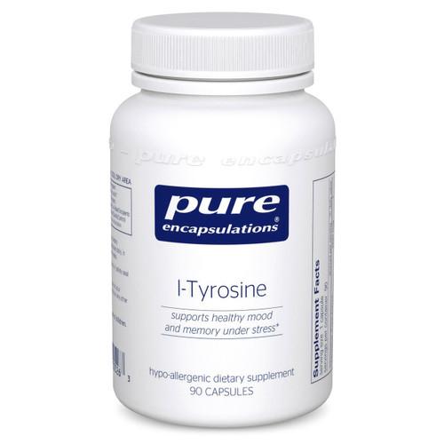 L-Tyrosine by Pure Encapsulations 90 capsules