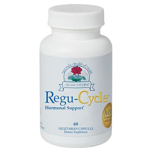 Regu-Cycle by Ayush Herbs 60 capsules