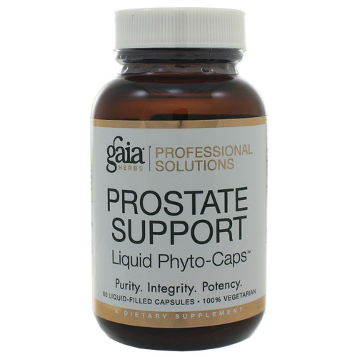 Prostate Support by Gaia Professional Solutions 60 liquid phyto-caps