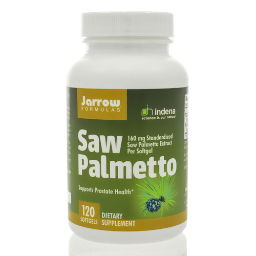 Saw Palmetto 320mg by Jarrow Formulas 120 softgels