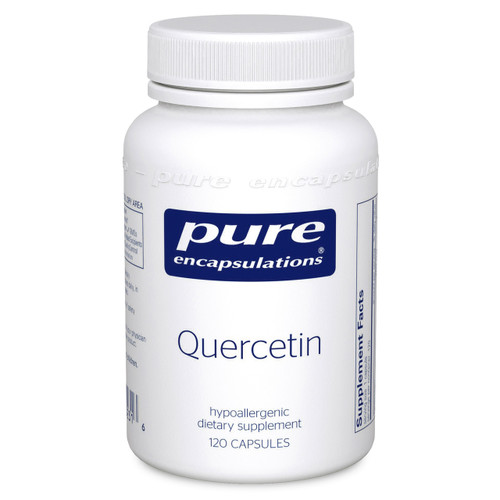 Quercetin by Pure Encapsulations 120 capsules