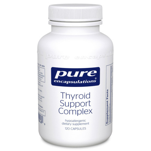 Thyroid Support Complex by Pure Encapsulations 120 capsules
