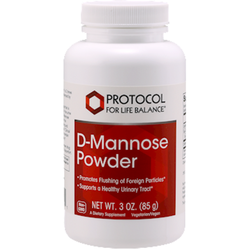 D-Mannose Powder by Protocol for Life Balance 3oz