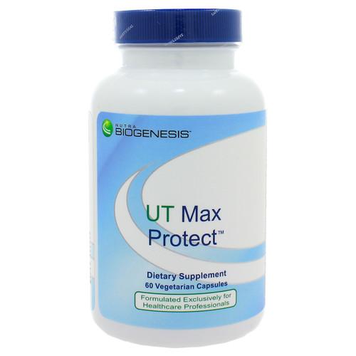 UT MAX Protect by Nutra BioGenesis 60 veggie capsules