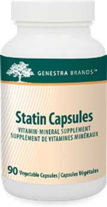 Statin Capsules by Genestra 90 capsules