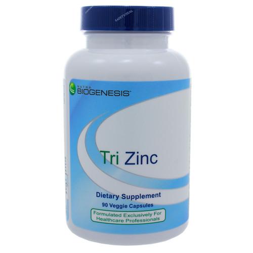 Tri Zinc by BioGenesis 90 veggie capsules