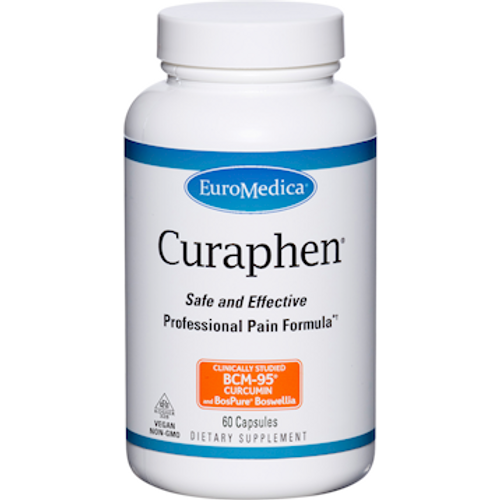 Curaphen by EuroMedica 60 capsules