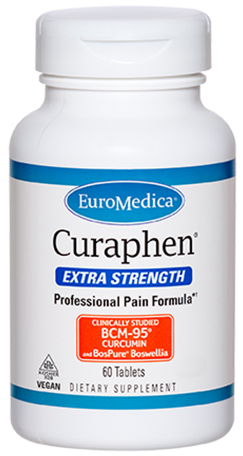 Curaphen Extra Strength by EuroMedica 60 tablets
