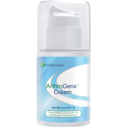 ArthroGenx Cream by Nutra BioGenesis 2oz