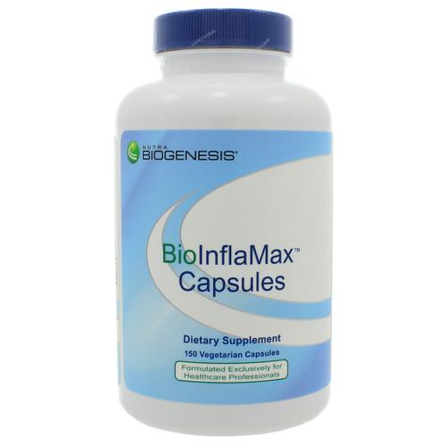 BioInflaMax by Nutra BioGenesis 150 vegetarian capsules