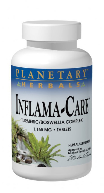 Inflama-Care by Planetary Herbals 30 tablets