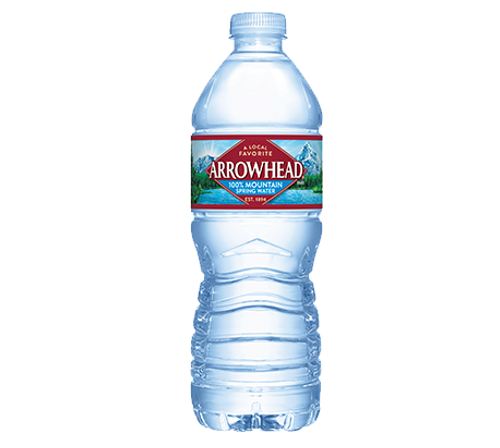 Arrowhead Spring Water - Water Spring Mountain - Case Of 4 - 6/.5 Ltr
